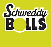 schweddy balls by tiffanyo