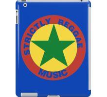 Strictly Reggae Music iPad Case/Skin