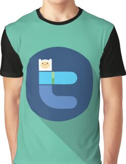 Adventure network 1 Graphic T-Shirt