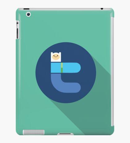 Adventure network 1 iPad Case/Skin