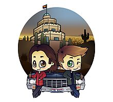 Winchesters in Phoenix Photographic Print