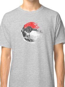 Pokeball Death Star Classic T-Shirt