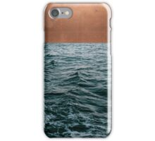 Ocean + Copper #redbubble #lifestyle iPhone Case/Skin
