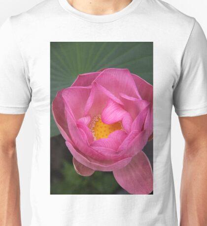 Lusciousness Of The Lotus Blossom Unisex T-Shirt