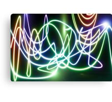 light abstract Canvas Print