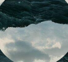 Upside Waters Sticker
