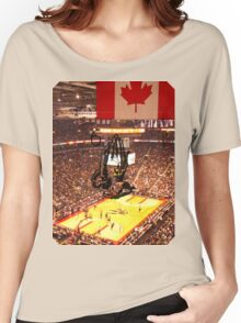 Views - The Raptors  Women's Relaxed Fit T-Shirt