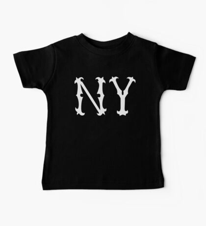 New York Highlanders Baby Tee