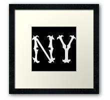 New York Highlanders Framed Print