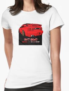180sx mine Womens Fitted T-Shirt