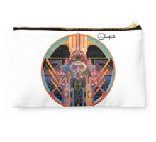 clutch earth 2016 ombak Studio Pouch
