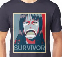 """Nico Robin: """"Survivor"""" Unisex T-Shirt"""