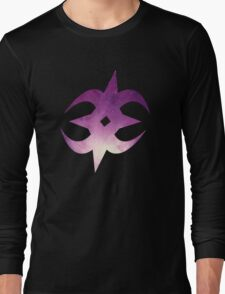 Nohrian Emblem Galaxy Long Sleeve T-Shirt
