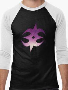 Nohrian Emblem Galaxy Men's Baseball ¾ T-Shirt