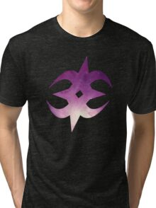 Nohrian Emblem Galaxy Tri-blend T-Shirt