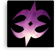 Nohrian Emblem Galaxy Canvas Print