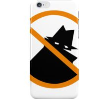 Neighborhood Watch iPhone Case/Skin