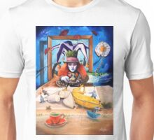 """INVITATION TO A SURREAL DINNER"" -  FOR SALE!!! Unisex T-Shirt"