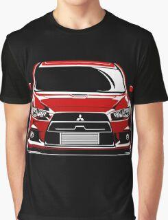 LANCER EVO X Graphic T-Shirt