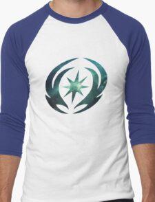 Vallite Emblem Galaxy Men's Baseball ¾ T-Shirt
