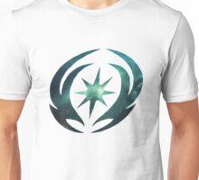 Vallite Emblem Galaxy Unisex T-Shirt