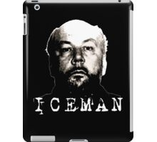 "Richard ""The Iceman"" Kuklinski iPad Case/Skin"