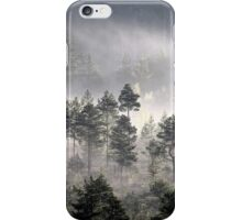 17.5.2016: Mist in the Forest iPhone Case/Skin