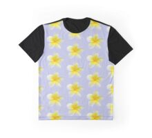 Hawaiian Plumeria Graphic T-Shirt