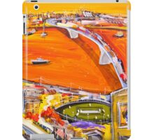 Summer sunset iPad Case/Skin