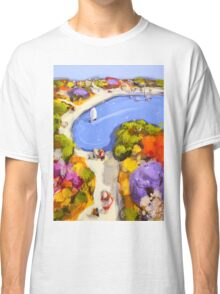 Sailing by Classic T-Shirt