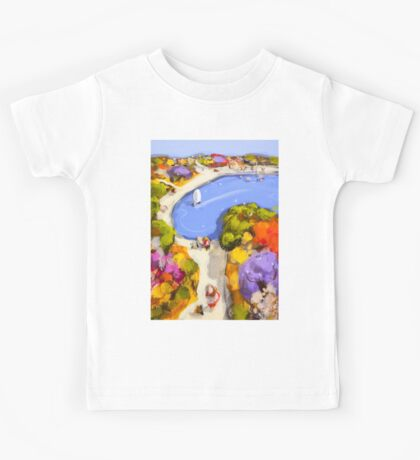 Sailing by Kids Tee