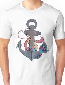Milotic & Anchor Unisex T-Shirt