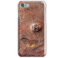 Living in the Past iPhone Case/Skin