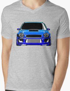 WRX BUGEYE Mens V-Neck T-Shirt