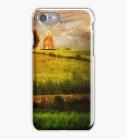 Thaxted Mill II Essex UK iPhone Case/Skin