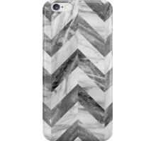 Marble chevron iPhone Case/Skin