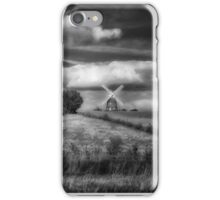 Thaxted Mill I BW iPhone Case/Skin
