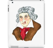 We like our artists, starving iPad Case/Skin