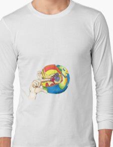 Inner EARth infection Long Sleeve T-Shirt