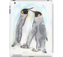 Mr & Mrs P iPad Case/Skin