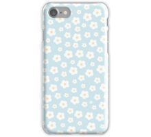 Flowers pattern iPhone Case/Skin