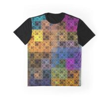 [color tile] Graphic T-Shirt