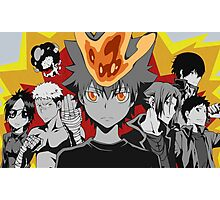Vongola Fight Photographic Print