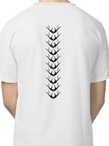 Back Spine Classic T-Shirt