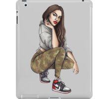 Camo Girl iPad Case/Skin
