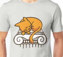 Greek Cat Unisex T-Shirt