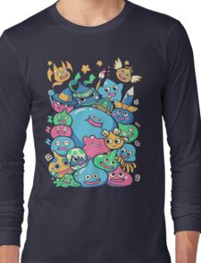 Slime Party!  Long Sleeve T-Shirt