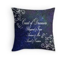 Court of Dreamers - ACOMAF Throw Pillow