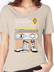 Haynes Manual - Hoverboard - T-shirt Women's Relaxed Fit T-Shirt