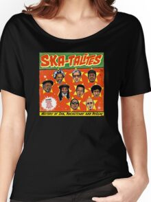 SKATALITES : HISTORY OF SKA, ROCKSTEADY AND REAGGE Women's Relaxed Fit T-Shirt